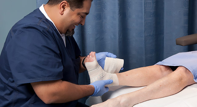 Wound Care | Inland Valley Medical Center