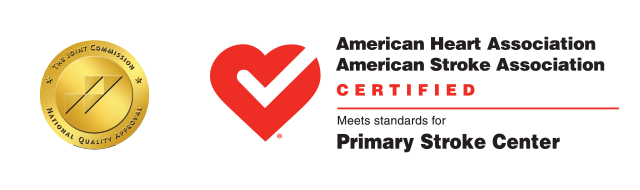 Joint Commission And American Heart Assoication Logos